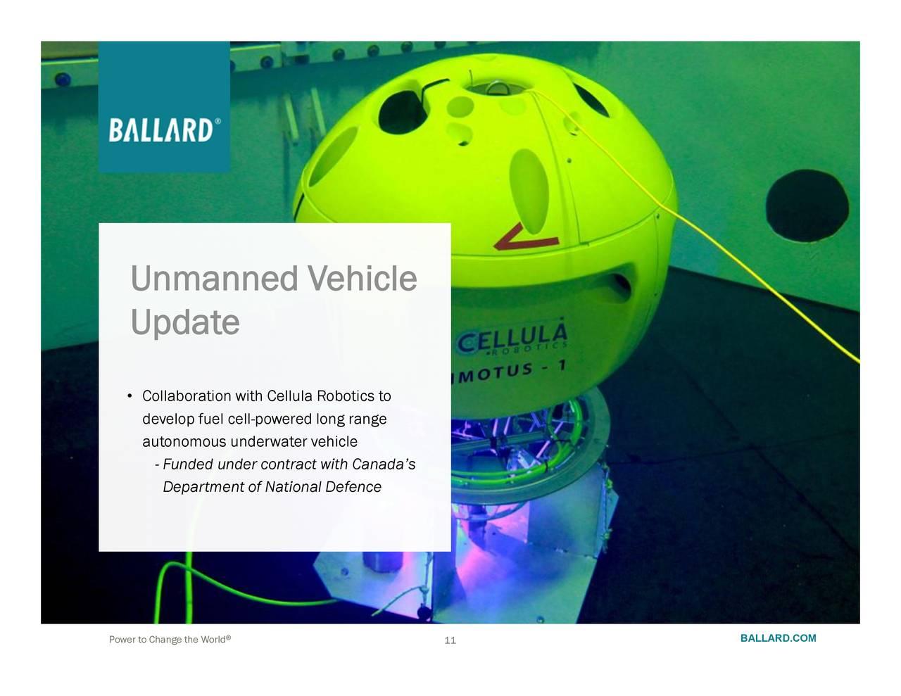 Ballard Power Dividende