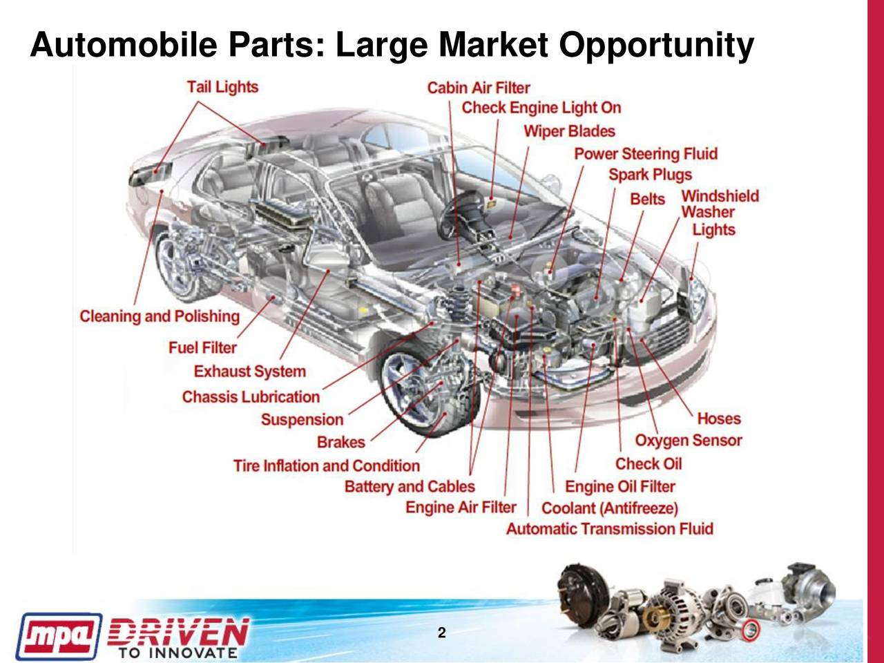 Motorcar Parts of America, Inc. 2017 Q3 - Results - Earnings Call ...