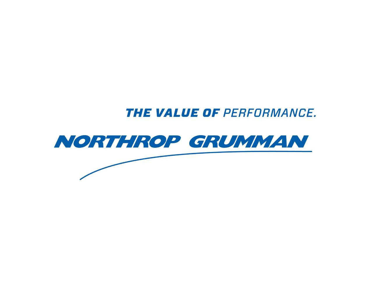 financial analysis of northrop grumman Conduct financial analysis of risk factors related to prospective products and investments for the nation's  financial analyst at northrop grumman northrop.