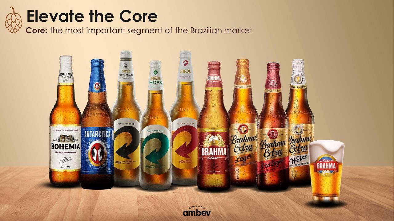 Earnings Disclaimer >> Ambev - Companhia de Bebidas das Americas 2018 Q4 ...