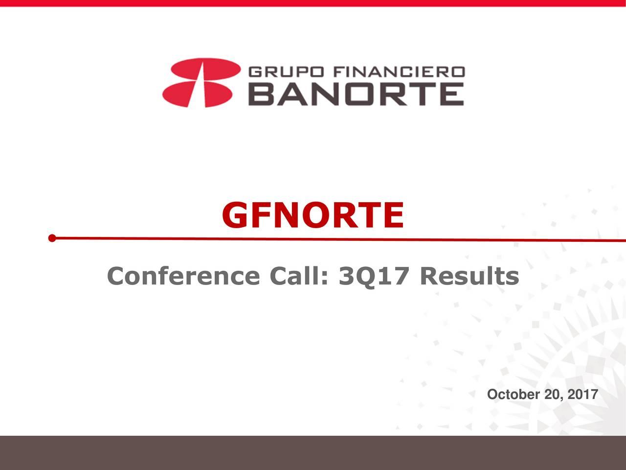 Banorte: GBOOY / Grupo Financiero Banorte, S.A.B. De C.V.