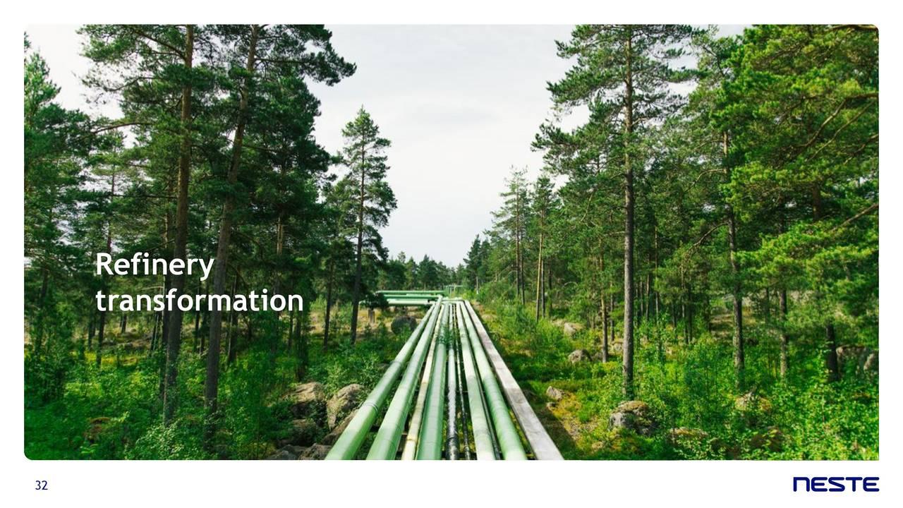 Neste Oyj (NTOIY) Investor Presentation - Slideshow - Neste OYJ ADR (OTCMKTS:NTOIY) | Seeking Alpha