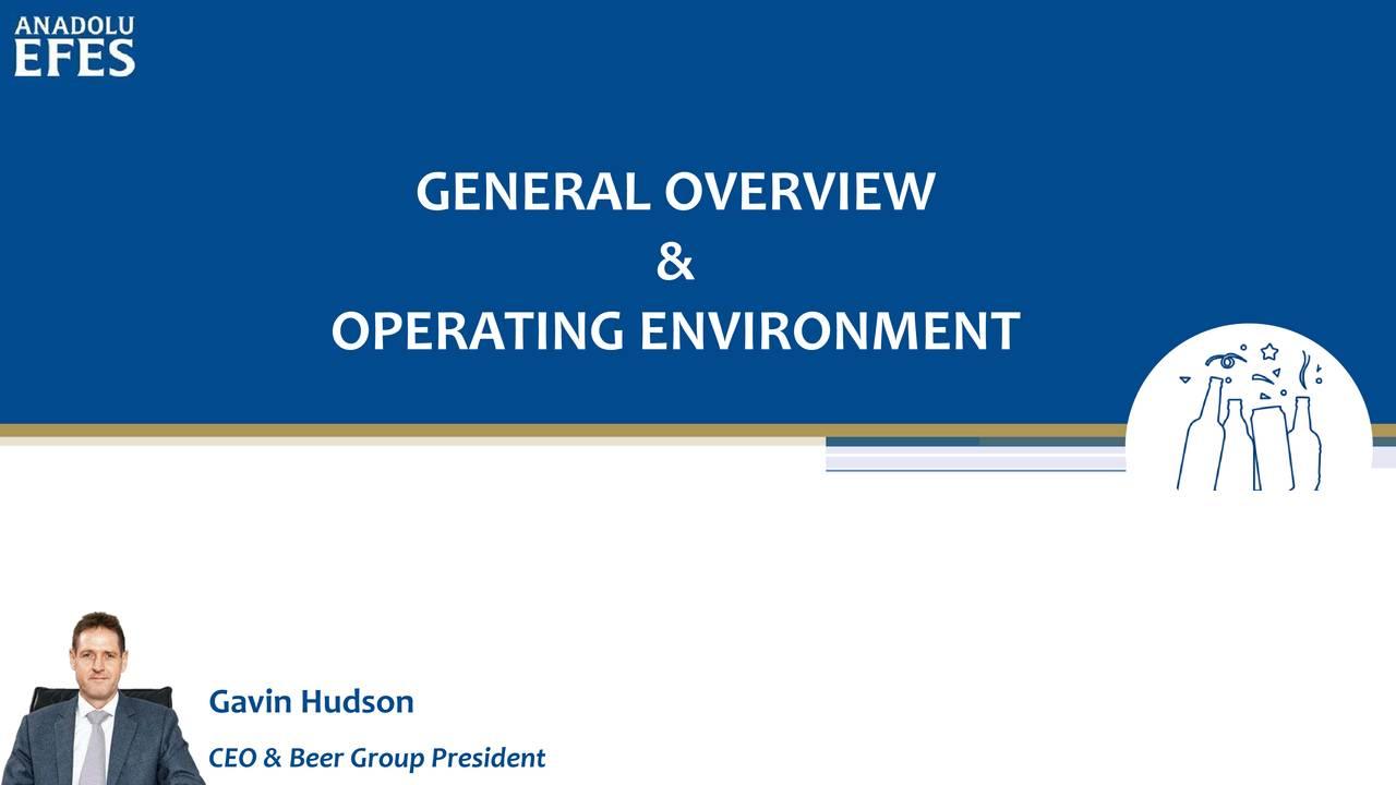 & OPERATING ENVIRONMENT Gavin Hudson StrictlyConfidential