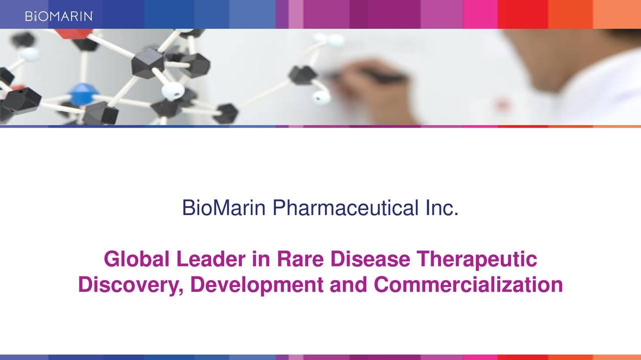 BioMarin Pharmaceutical Inc.