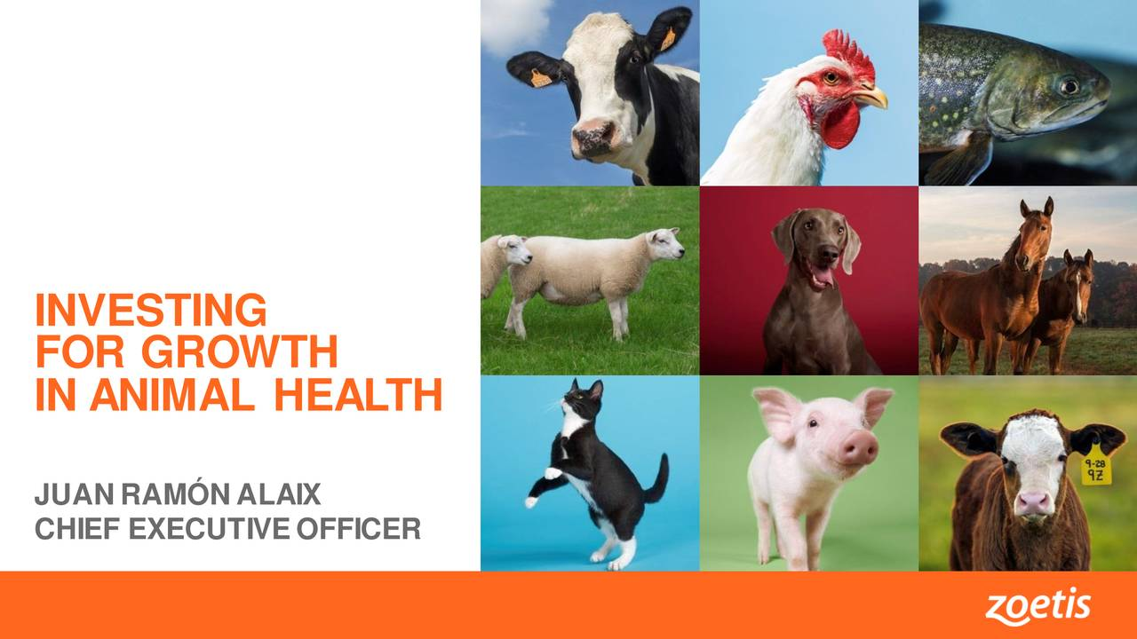 FOR GROWTH IN ANIMAL HEALTH JUANRAMÓNALAIX CHIEF EXECUTIVEOFFICER 1