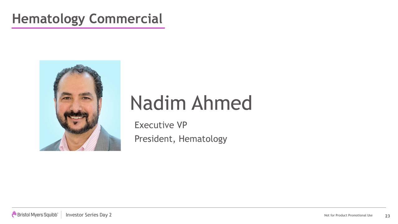 Comercial de hematología