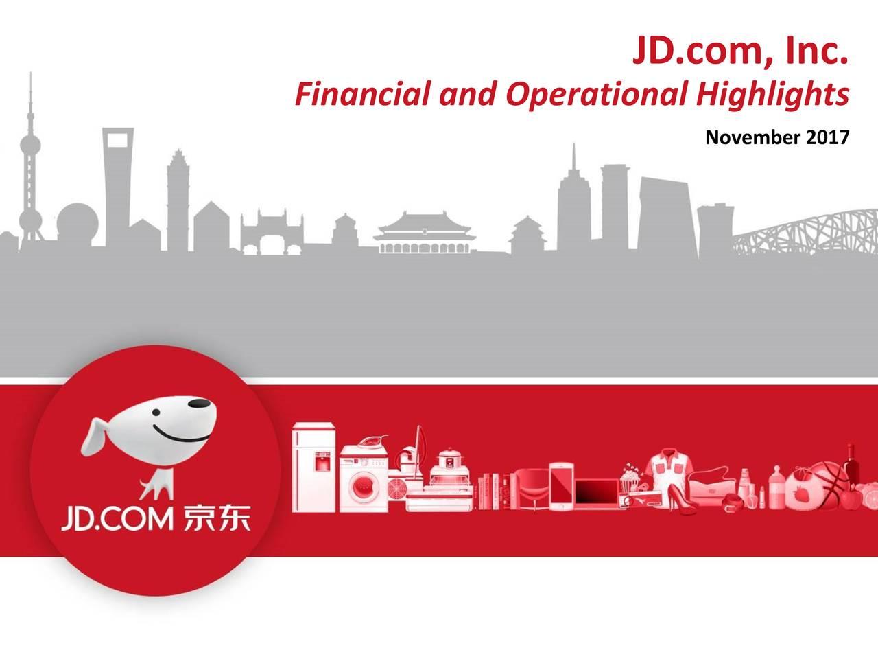 Financial and Operational Highlights November 2017