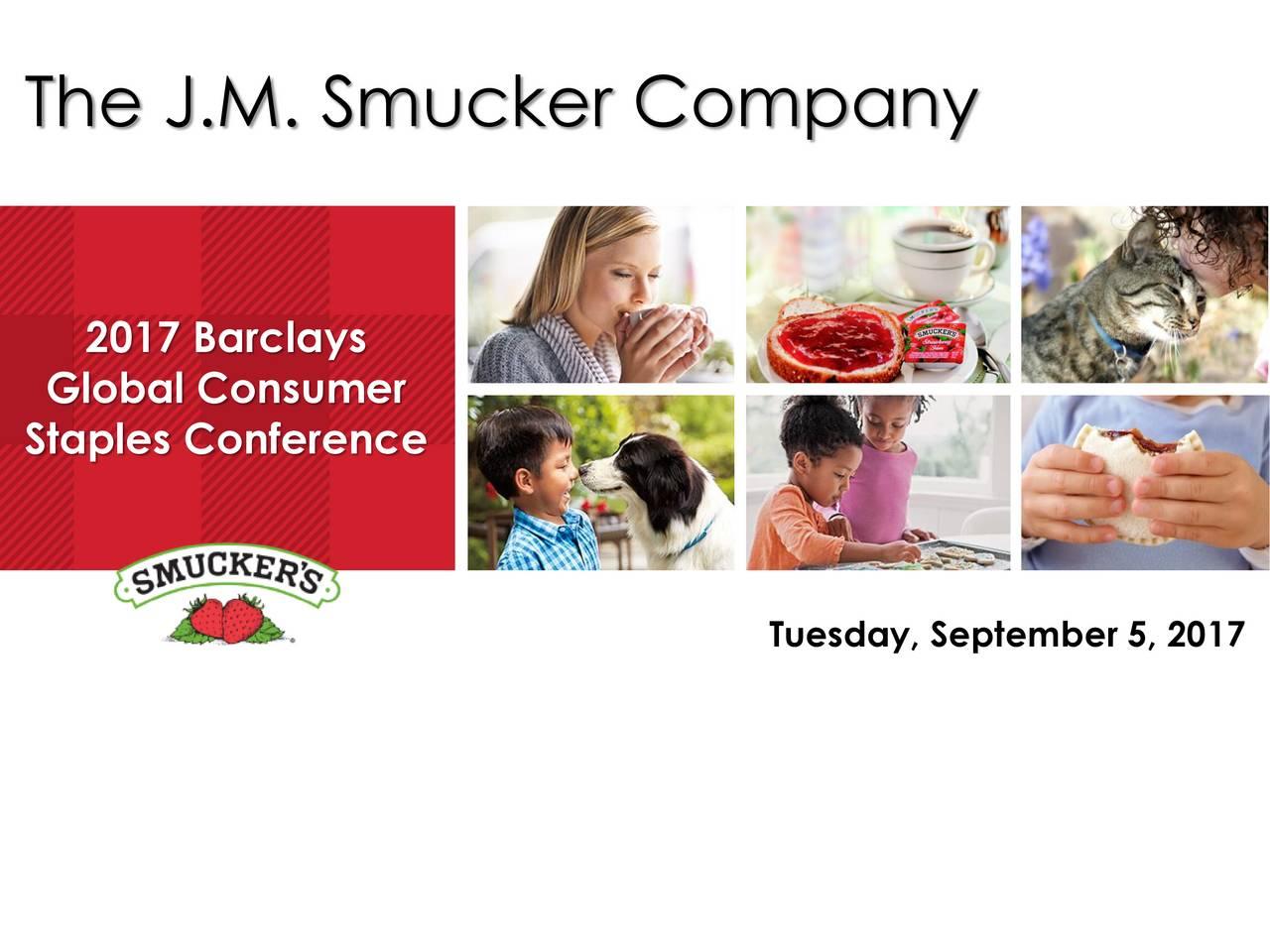 j m smucker company marketing essay /prnewswire/ -- the jm smucker company the jm smucker company announces executive leadership us retail sales, and marketing.