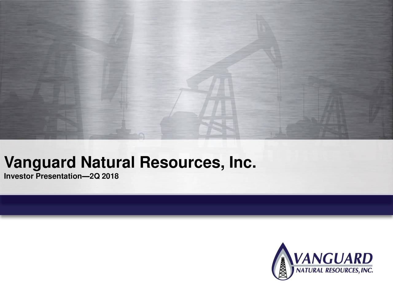 Vanguard Natural Resources Quote