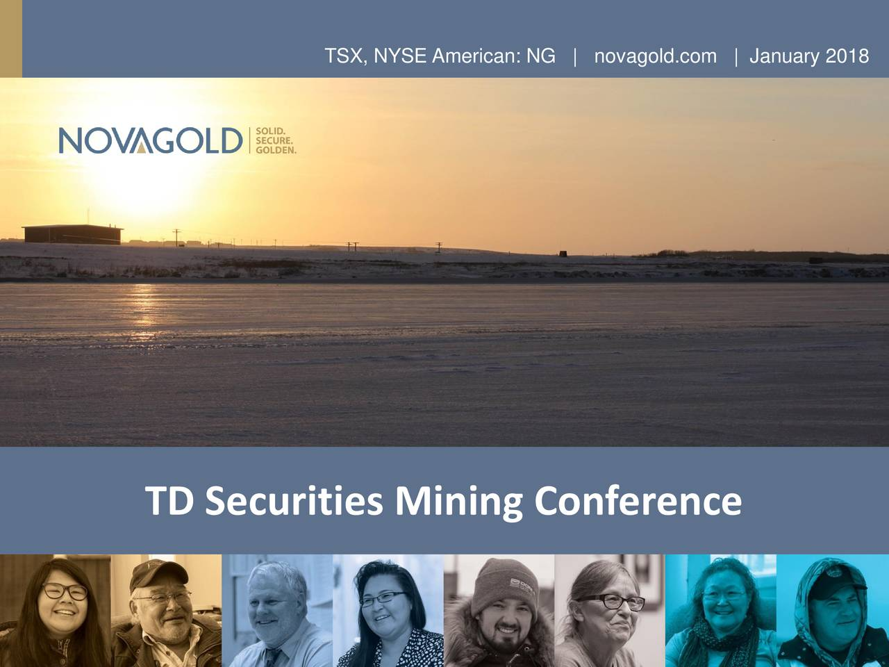 Td Securities Mining Conference