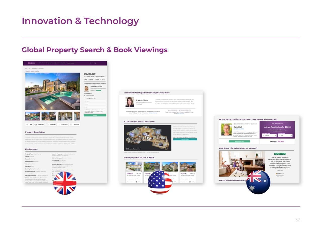 Purplebricks Property Search