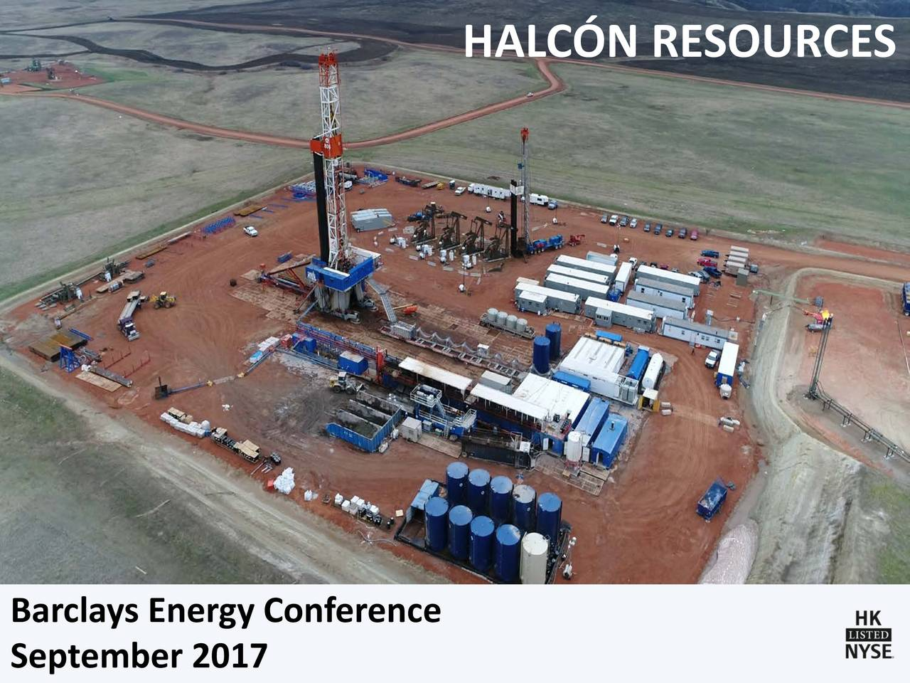 Barclays Energy Conference