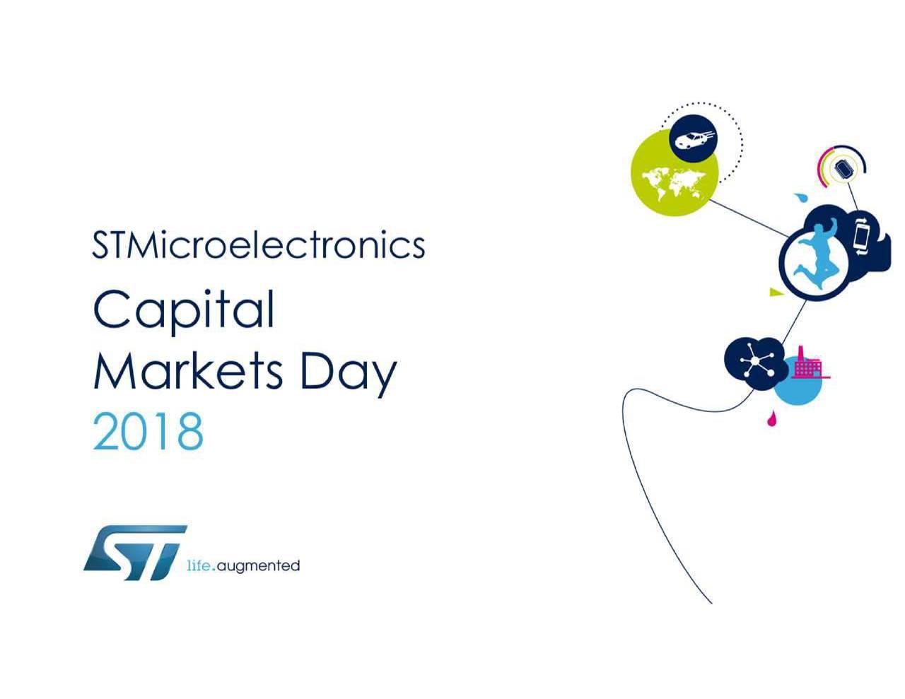 STMicroelectronics (STM) Investor Presentation - Slideshow