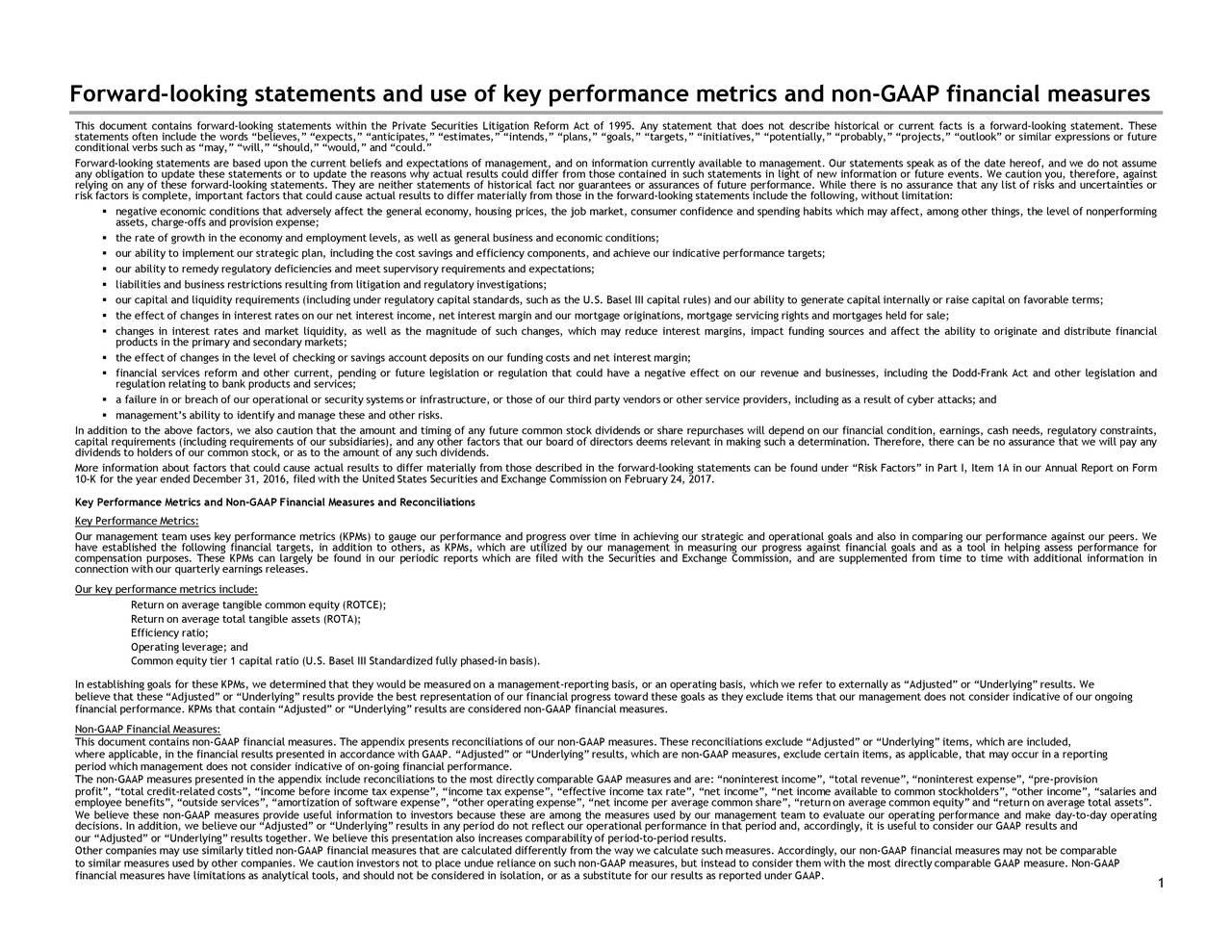 Citizens Financial (CFG) Presents At Goldman Sachs U.S. Financial ...