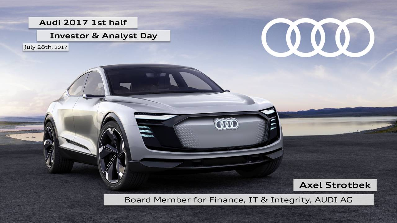Events Joining Audi Audi Ag New Car Release Date - Audi car events