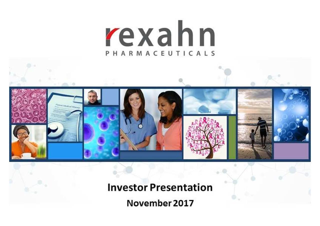 Rexahn Pharmaceuticals