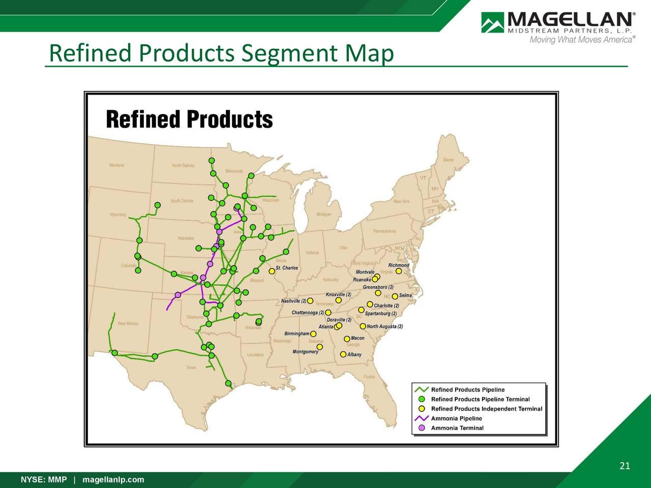 Magellan Midstream Partners (MMP) Investor Presentation