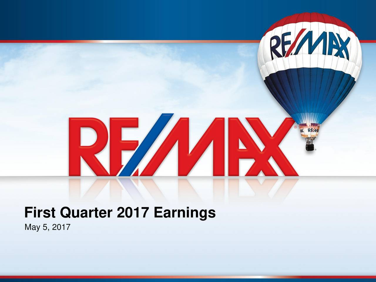 Re max holdings inc ipo