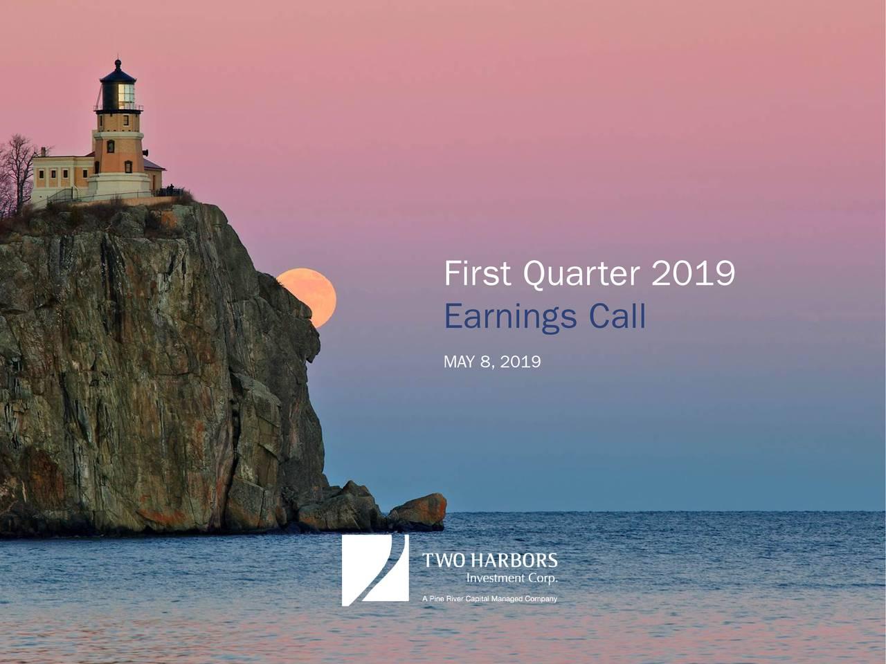 Earnings Call MAY 8, 2019