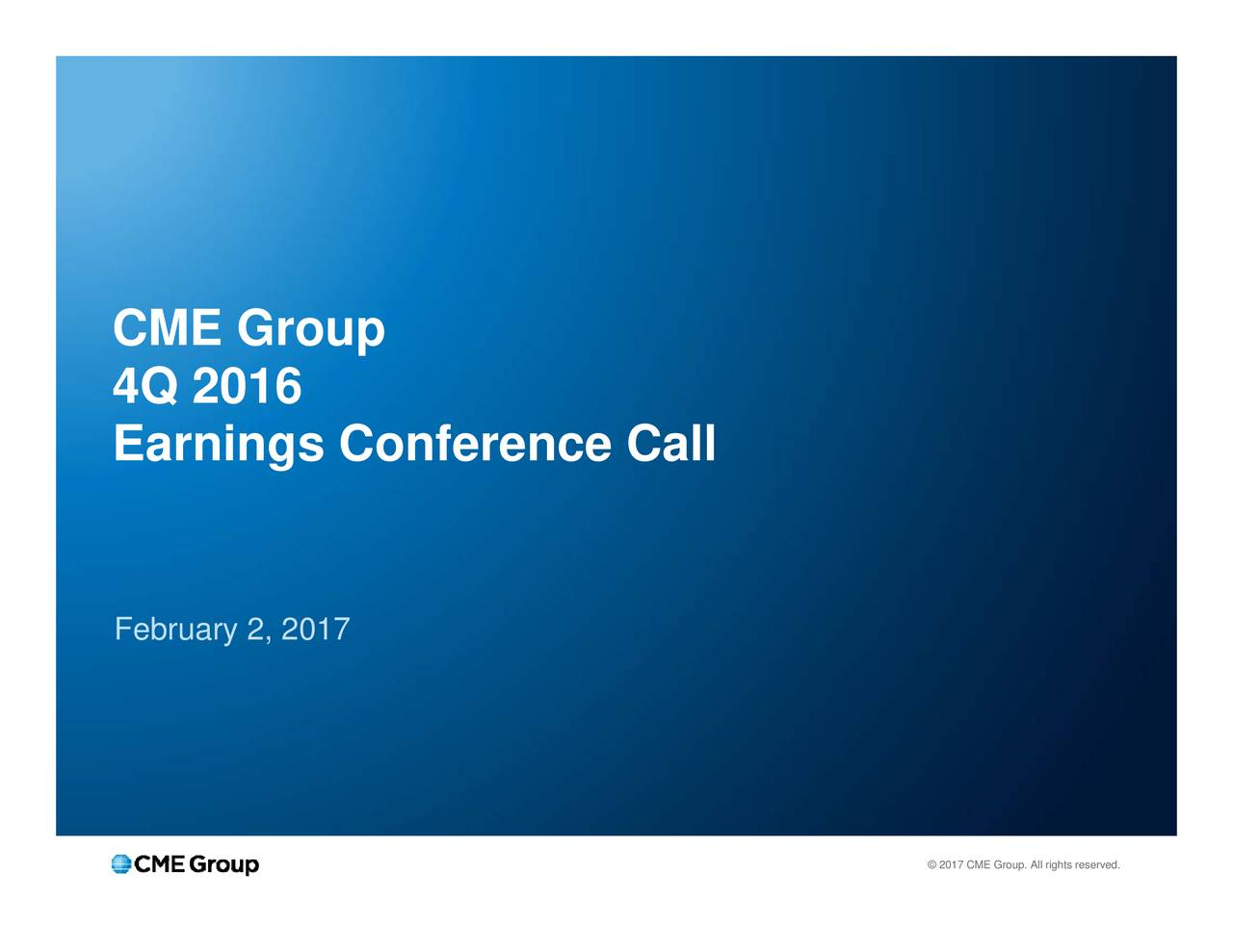 CM4QE20n6pgs Conference Call