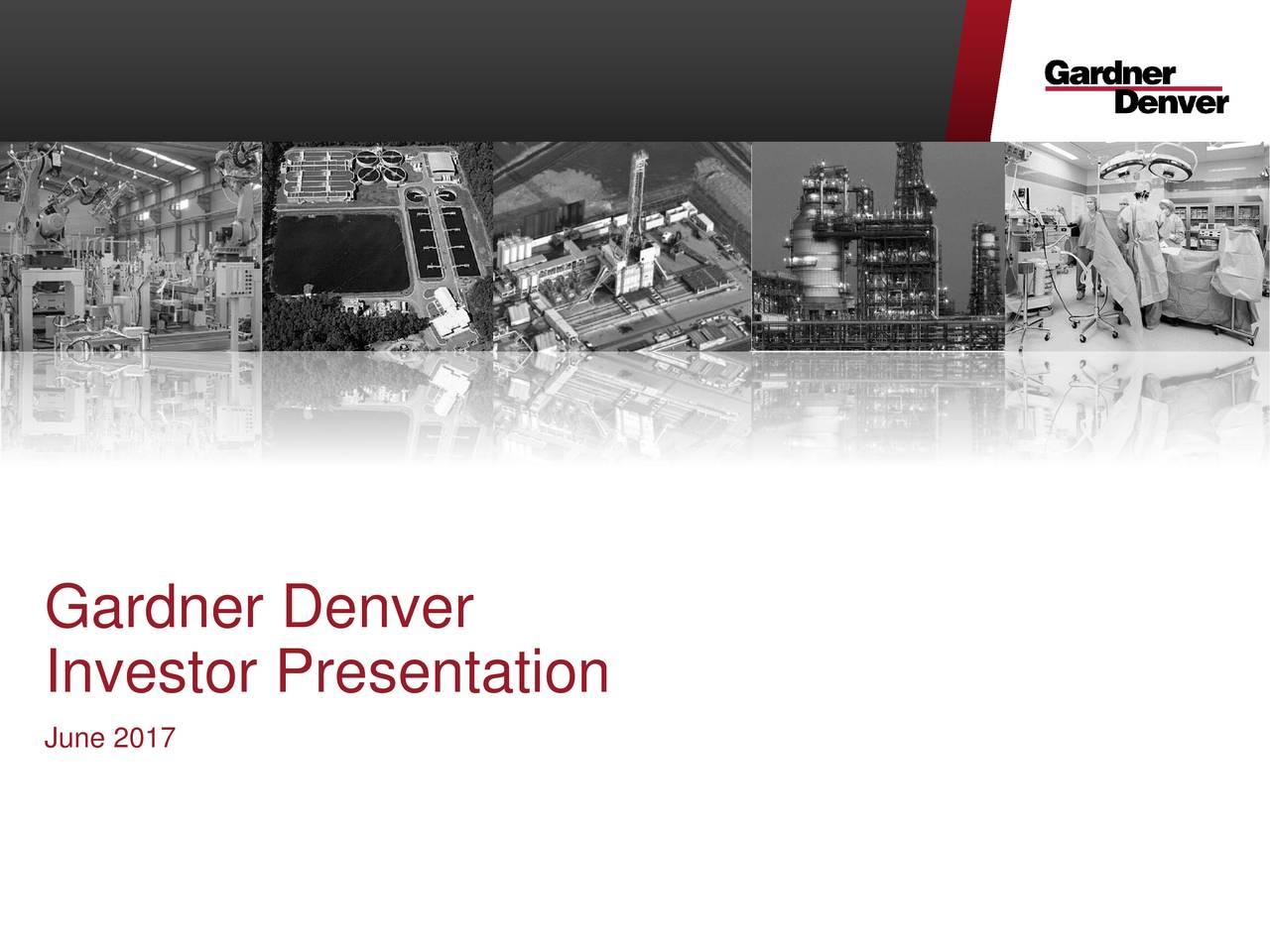 Investor Presentation June 2017