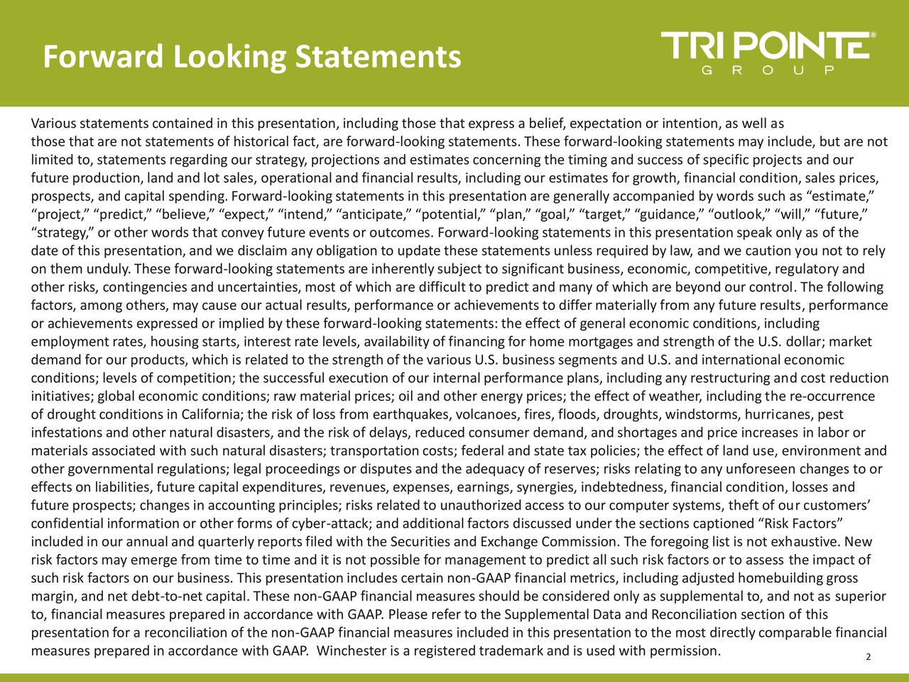 Tri pointe group inc 2019 q1 results earnings call - Dollar general careers express hiring ...